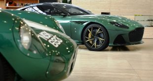 Limited edition Aston Martin DBS 59 celebrates historic DBR1 Le Mans win