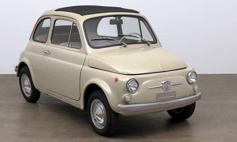 Fiat 500 F series