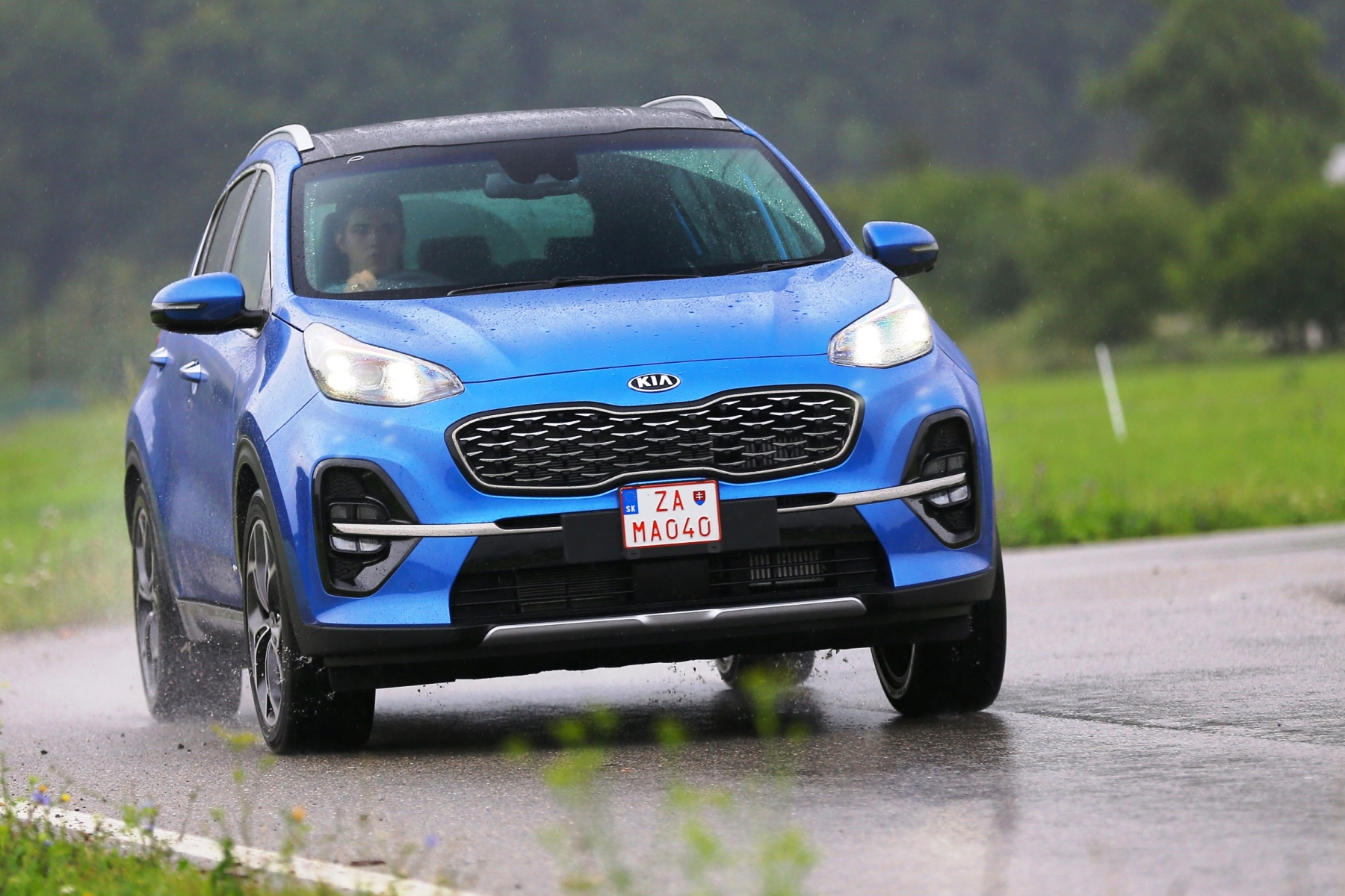 Kia Sportage hybrid review – Automotive Blog
