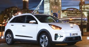 Kia e-Niro - What Car Car of the Year 2019