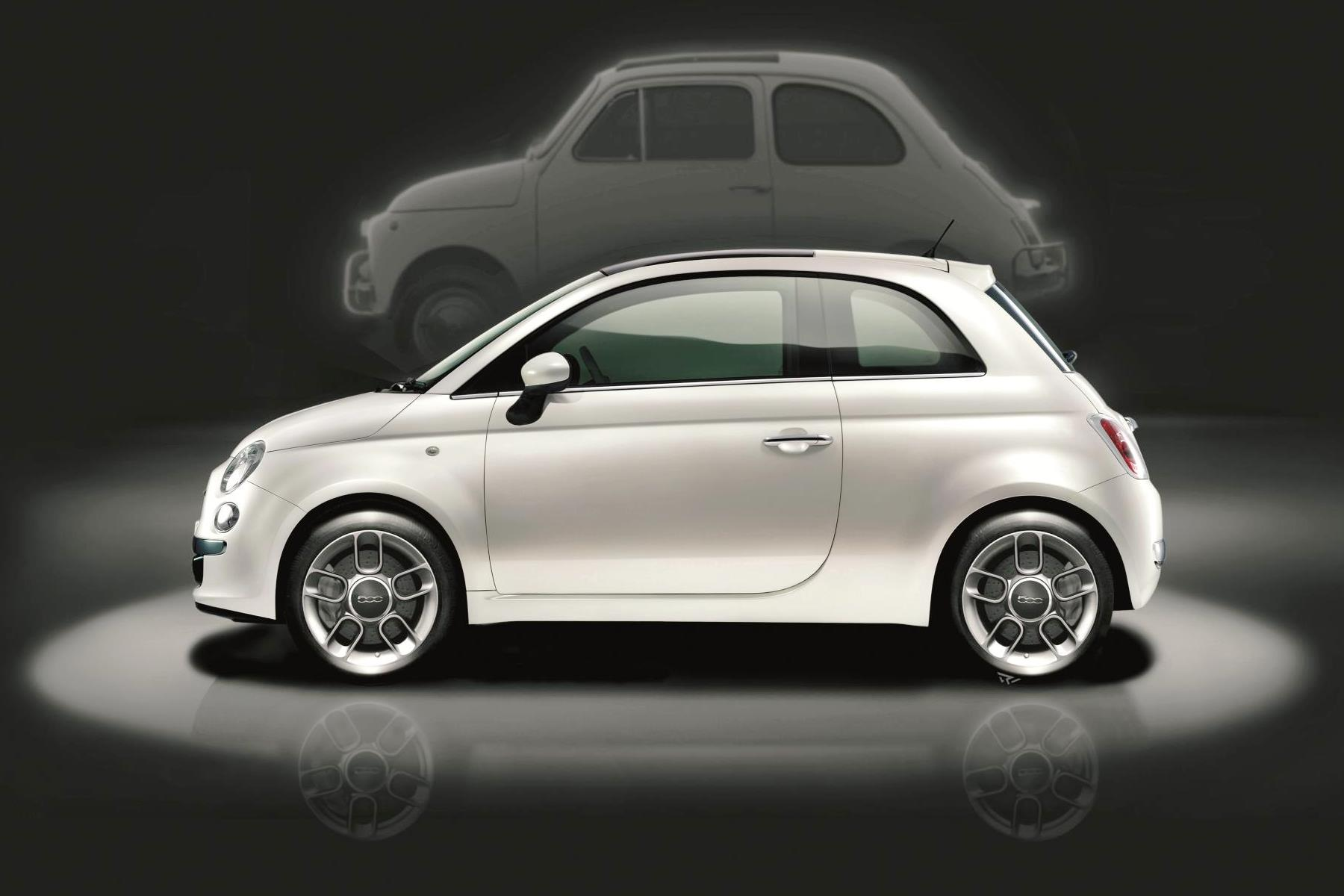 Reborn FIAT 500 was launched on July 4 2007