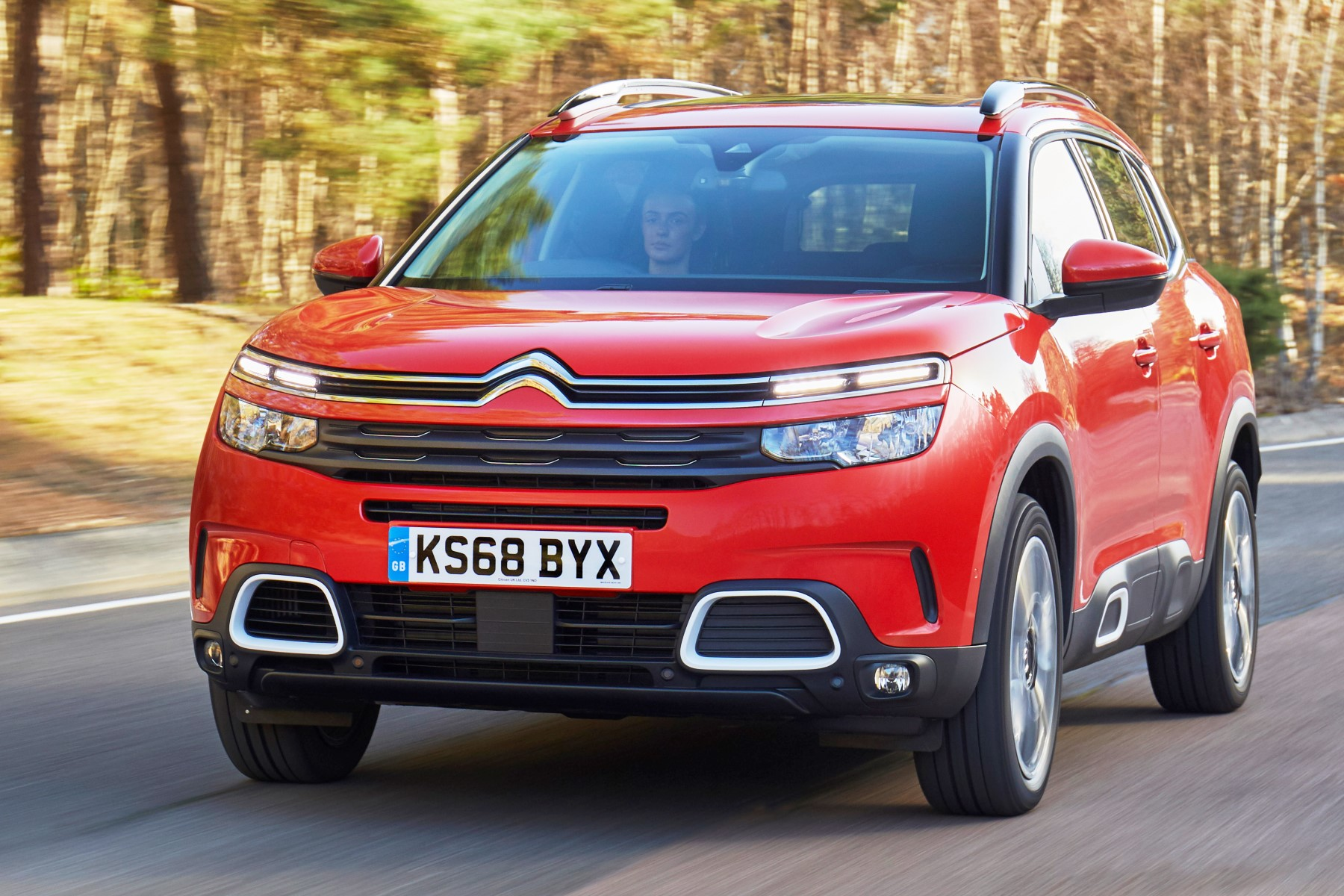 citroen c5 aircross review automotive blog. Black Bedroom Furniture Sets. Home Design Ideas